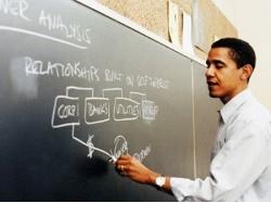 Barack Obama, Community Organizer